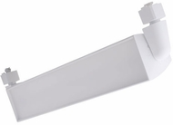 Elco ETW41XXW Distell Contemporary White LED Home Track Lighting