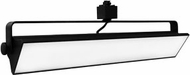 Elco ETW43XXB Pipe Modern Black LED 21 Inch Track Light Head