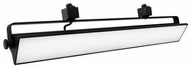 Elco ETW44XXB Pipe Modern Black LED 27 Inch Home Track Lighting Head