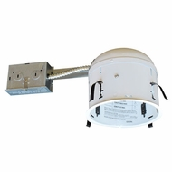 Elco RR9H Medium Base 6  Recessed Lighting Remodel Shallow Housing