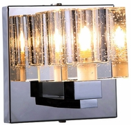 Elegant 2070W1C-RC Reflection Chrome Halogen Wall Sconce