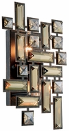Elegant 2100W12DB-RC Picasso Dark Bronze Wall Lamp