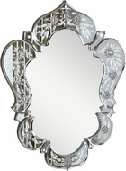 Elegant Lighting MR-2011C Venetian Traditional 20.7  Wide Wall Mirror
