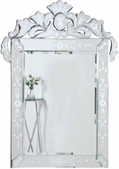 Elegant Lighting MR-2014C Venetian Traditional 35.8  Tall Wall Mirror