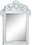 Elegant MR-2014C Venetian Clear Wall Mounted Mirror