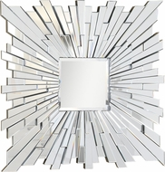 Elegant Lighting MR-3006C Contemporary 47  Wide Mirror