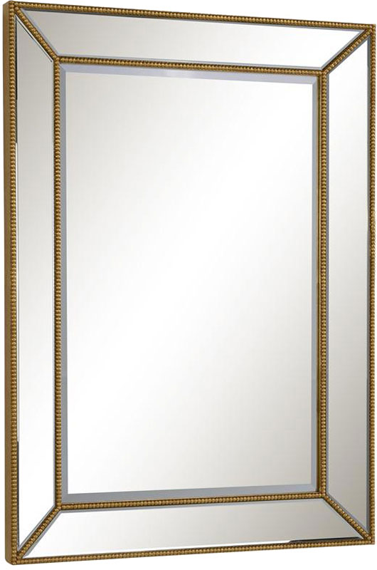 Elegant Lighting Mr 3315 Modern 32 Nbsp Wide Wall Mirror Loading Zoom