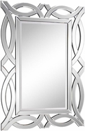 Elegant Lighting MR-3347 Modern 40  Tall Wall Mirror
