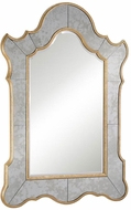 Elegant Lighting MR-3351 Antique Traditional 48 Tall Wall Mounted Mirror