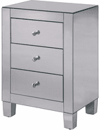 Elegant MF6-1032 Contempo Clear Cabinet