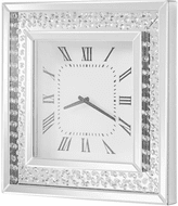 Elegant MR9114 Sparkle Clear Wall Clock