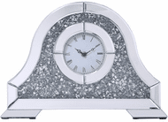 Elegant MR9240 Sparkle Clear Desktop Clock