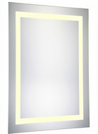 Elegant MRE-6012 Nova Contemporary 3000K LED Wall Mirror