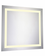 Elegant MRE-6020 Nova Contemporary 3000K LED Mirror