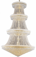 Elegant V1800G62G/RC Primo Gold Foyer Light Fixture