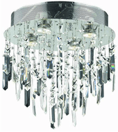 Elegant V2006F14SC/RC Galaxy Chrome Home Ceiling Lighting
