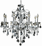 Elegant V2015D26C/RC St. Francis Chrome Lighting Chandelier