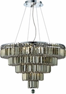 Elegant V2036D26C-GT-RC Maxime Chrome 26  Pendant Lighting