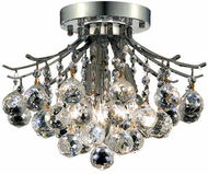 Elegant V8000F12C/RC Toureg Chrome 12  Ceiling Light Fixture