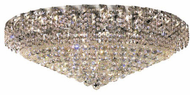 Elegant VECA1F36C/RC Belenus Chrome Home Ceiling Lighting