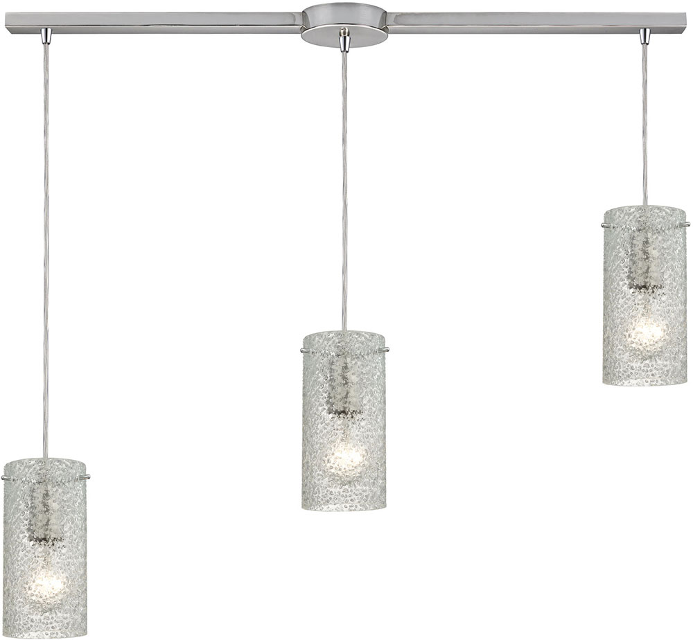 Elk 10242 3l cl ice fragments contemporary satin nickel multi elk 10242 3l cl ice fragments contemporary satin nickel multi pendant lighting loading zoom aloadofball Image collections