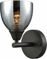 ELK 10270-1 Reflections Modern Oil Rubbed Bronze Wall Sconce