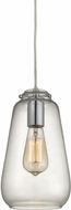ELK 10423-1 Orbital Contemporary Polished Chrome Mini Ceiling Light Pendant