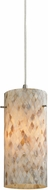 ELK 10442-1 Capri Modern Satin Nickel Mini Hanging Pendant Light
