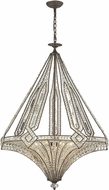 ELK 11784-7 Jausten Antique Bronze Drop Lighting Fixture