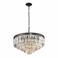 ELK 14214-5-1 Palacial Oil Rubbed Bronze 24  Wide Pendant Lighting