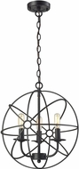 ELK 14243-3 Yardley Modern Oil Rubbed Bronze Hanging Pendant Lighting
