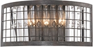 ELK 14340-3 Nadina Silverdust Iron Wall Sconce Lighting