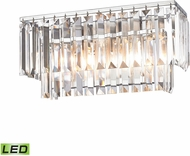 ELK 15211-2-LED Palacial Polished Chrome LED 15  Bathroom Sconce