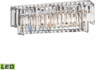 ELK 15212-3-LED Palacial Polished Chrome LED 27  Vanity Light Fixture
