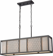 ELK 15244-4 Filmore Oil Rubbed Bronze Kitchen Island Light