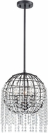 ELK 15304-3 Yardley Oil Rubbed Bronze 13  Hanging Lamp