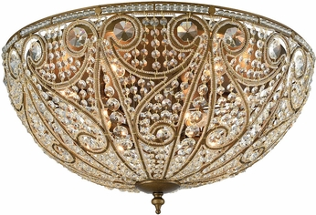 ELK 15964-10 Elizabethan Dark Bronze Ceiling Light
