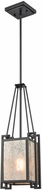ELK 16183-1 Stasis Modern Oil Rubbed Bronze Mini Hanging Light