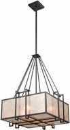 ELK 16185-4 Stasis Modern Oil Rubbed Bronze 23  Pendant Lighting Fixture