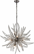 ELK 16365-11 Naples Dark Graphite 34  Drop Ceiling Light Fixture