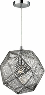 ELK 17190-1 Roxa Contemporary Polished Chrome Pendant Lighting