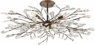 ELK 18255-6 Crislett Sunglow Bronze 41  Ceiling Lighting Fixture