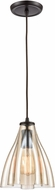 ELK 21182-1 Matilda Modern Oil Rubbed Bronze Mini Lighting Pendant