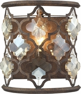 ELK 31095-1 Armand Weathered Bronze Wall Sconce Lighting