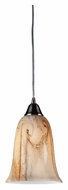 ELK 31138-1 Granite 7 Inch Diameter Modern Pendant Light Fixture
