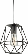 ELK 31185-1 Delaney Contemporary Oil Rubbed Bronze Mini Pendant Light