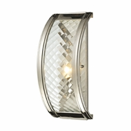 ELK 31460-1 Chandler Polished Nickel Wall Light Sconce