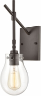 ELK 31936-1 Jaelyn Contemporary Oil Rubbed Bronze Wall Lighting Sconce