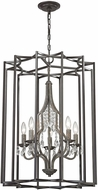 ELK 32152-5 Belgique Oil Rubbed Bronze Malted Rust Entryway Light Fixture