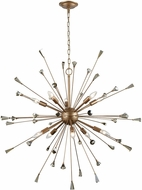 ELK 33021-10 Sprigny Matte Gold 38  Chandelier Light